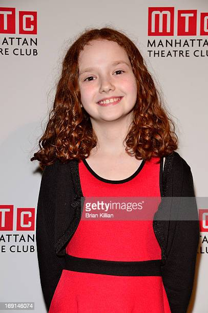 Actress Taylor Richardson attends Manhattan Theatre Club 2013 Spring Gala at Cipriani 42nd Street on May 20 2013 in New York City
