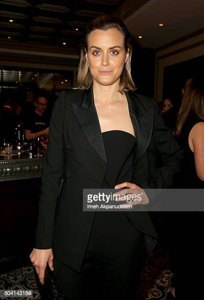 Actress Taylor Schilling attends Ketel One Vodka Celebrates Excellence In Cinema with 'Spotlight' PreGolden Globe Celebration at Bouchon on January 8...