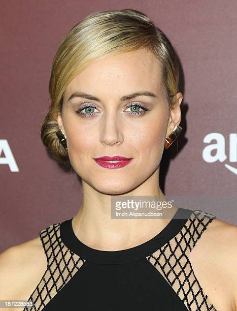 Actress Taylor Schilling attends The Hollywood Reporter's 'Next Gen' 20th Anniversary Gala at Hammer Museum on November 6 2013 in Westwood California