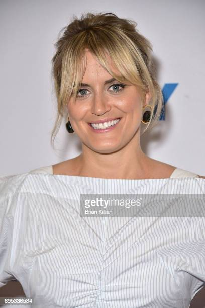 Actress Taylor Schilling attends the 'Orange is the New Black' Season Five Debut Screening And Conversation at 92nd Street Y on June 12 2017 in New...