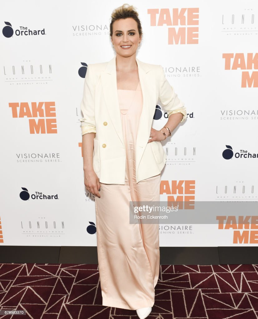 "Premiere Of The Orchard's ""Take Me"" - Arrivals"