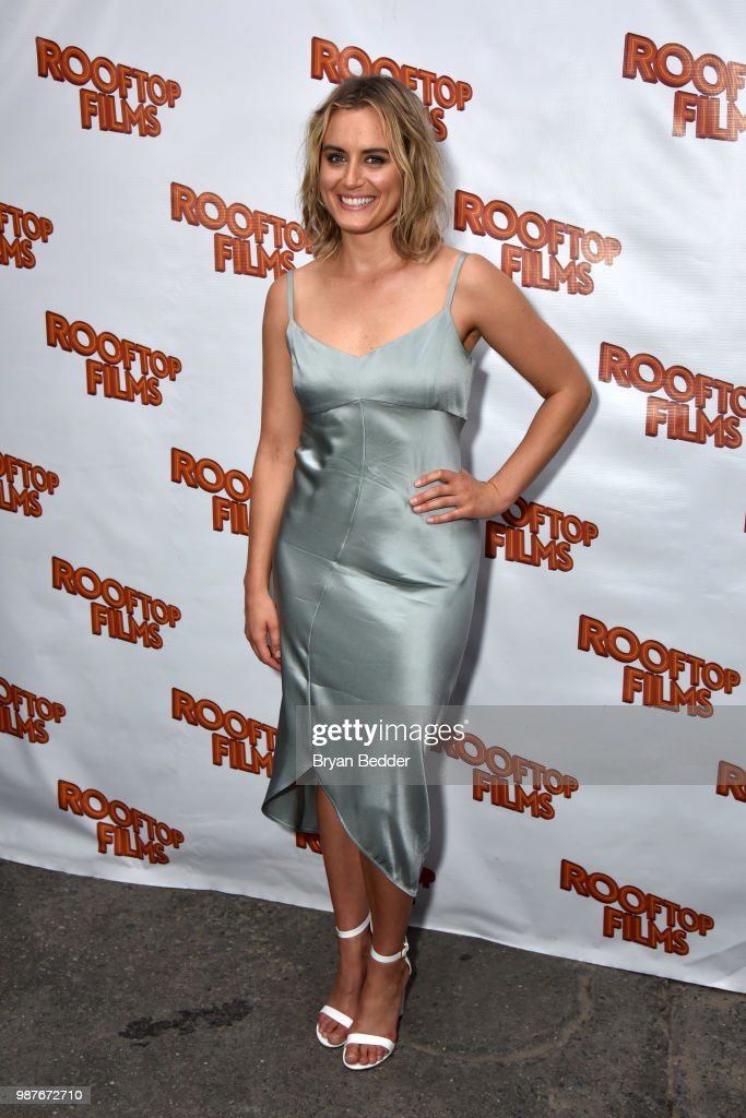 Rooftop Films NY Premiere With Taylor Schilling and Insane Clown Posse