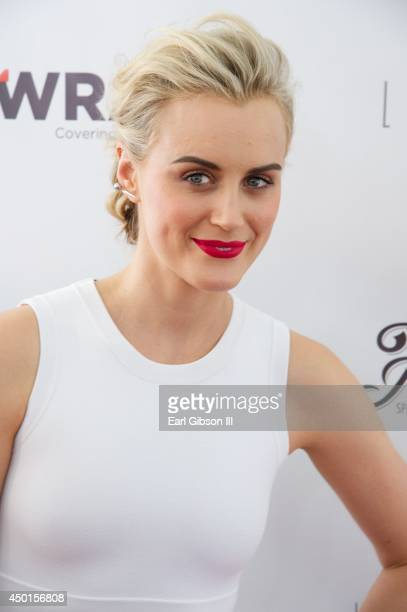 Actress Taylor Schilling attends The Wrap's First Annual Emmy Party at The London West Hollywood on June 5, 2014 in West Hollywood, California.