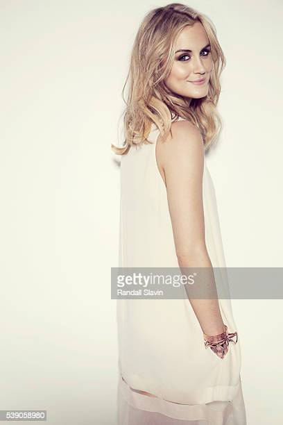 Actress Taylor Schilling is photographed for Boston Common Magazine on December 14 2013 in New York City