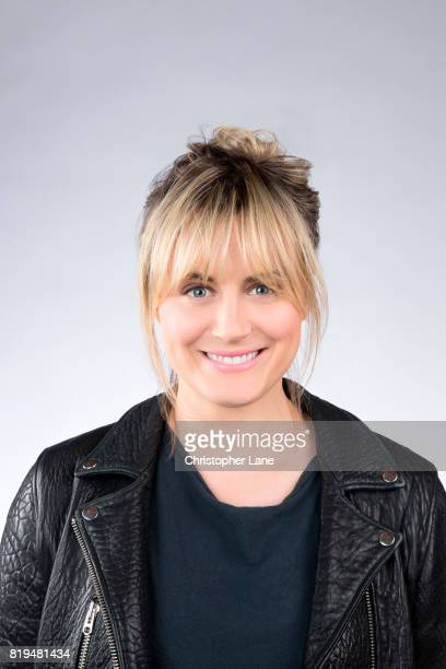 Actress Taylor Schilling is photographed for Paris Match on April 7 2017 in New York City