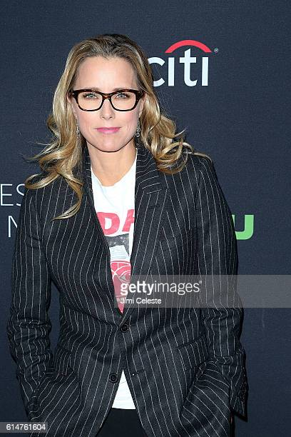 Actress Tea Leoni attends PaleyFest New York 2016 Madam Secretary at The Paley Center for Media on October 14 2016 in New York City