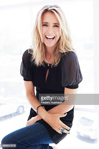 Actress Tea Leoni is photographed for Emmy Magazine on July 14, 2015 in Los Angeles, California. PUBLISHED IMAGE.