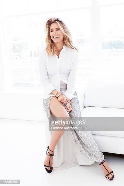 Actress Tea Leoni is photographed for Emmy Magazine on July 14 2015 in Los Angeles California PUBLISHED IMAGE