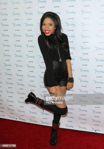 Actress Teala Dunn attends DigiFest LA at The Hollywood Palladium on December 14 2013 in Hollywood California