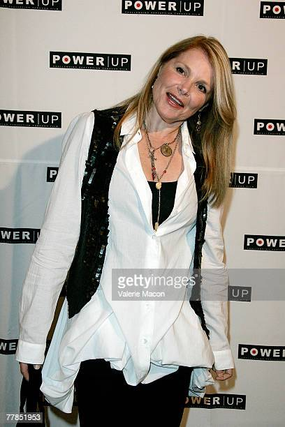 Actress television and film director Helen Shaver arrives at the Power Premiere Awards honoring 10 Amazing Gay Women in Hollywood at the Beverly...