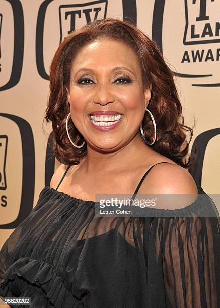 Actress Telma Hopkins arrives at the 8th Annual TV Land Awards at Sony Studios on April 17 2010 in Los Angeles California