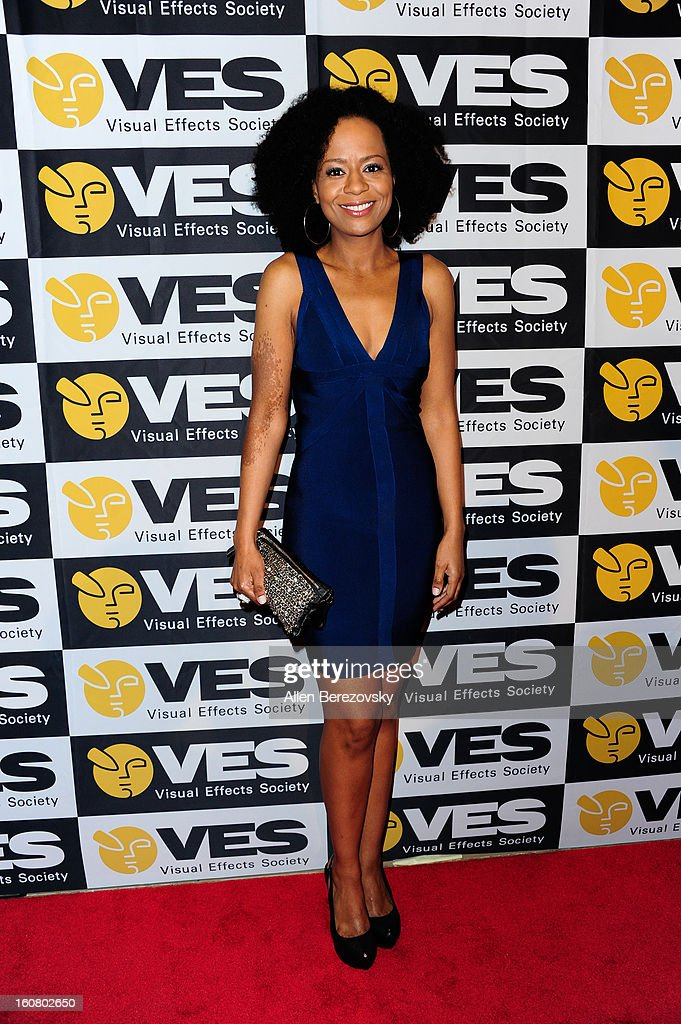 2013 Visual Effects Society Awards - Arrivals
