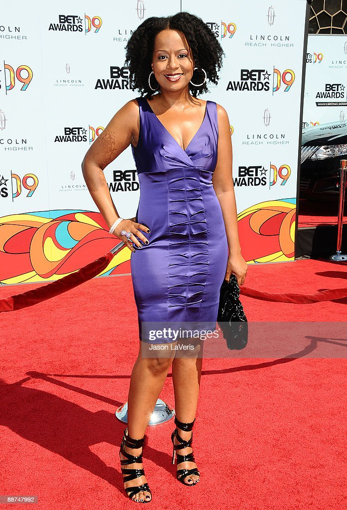 2009 BET Awards - Arrivals : News Photo