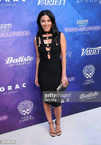 Actress Teni Panosian attends Variety's Power of Young Hollywood event presented by Pixhug with platinum sponsor Vince Camuto at NeueHouse Hollywood...