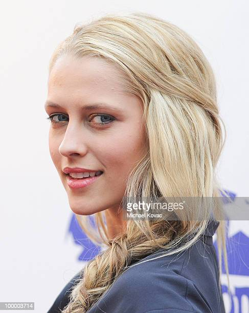Actress Teresa Palmer arrives at 'The Empire Strikes Back' 30th Anniversary Charity Screening Event at ArcLight Cinemas on May 19 2010 in Hollywood...