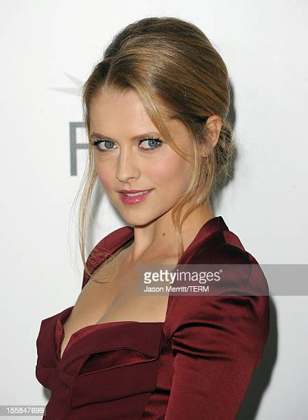 Actress Teresa Palmer arrives at the Lincoln premiere during AFI Fest 2012 presented by Audi at Grauman's Chinese Theatre on November 8 2012 in...