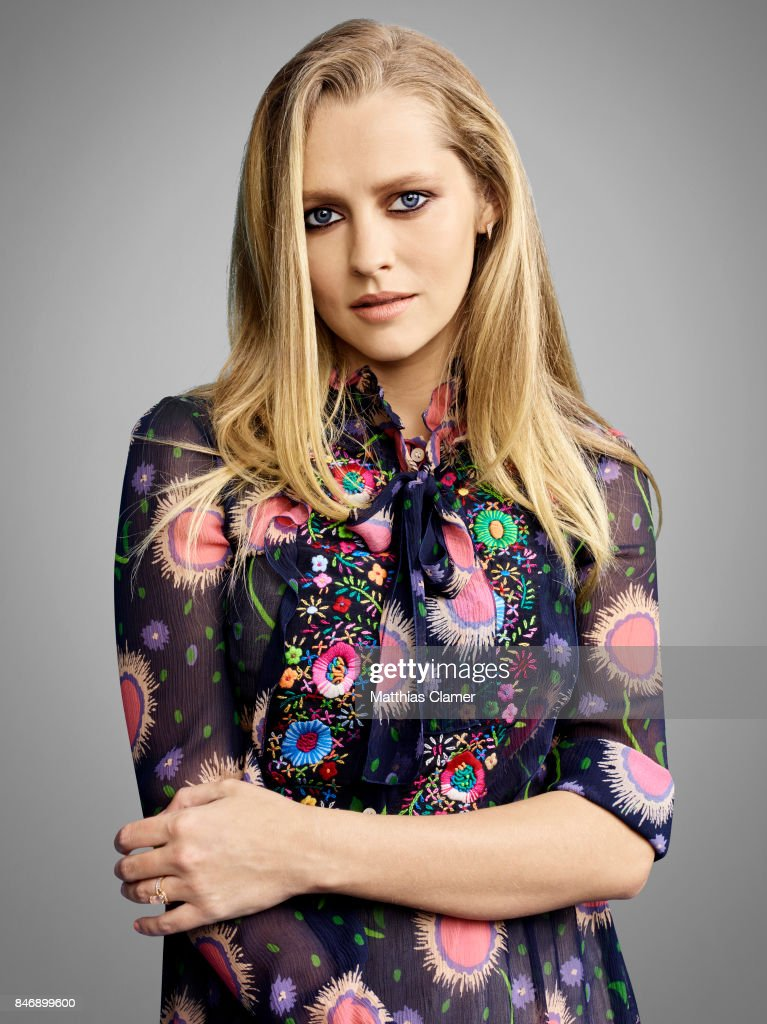 Actress Teresa Palmer from 'Lights Out' is photographed for