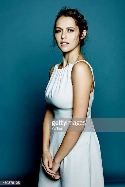 Actress Teresa Palmer is photographed at the Toronto Film Festival for Variety on September 6 2014 in Toronto Ontario
