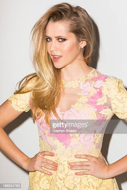 Actress Teresa Palmer is photographed for NY Moves Magazine on December 18 2012 in Hollywood California
