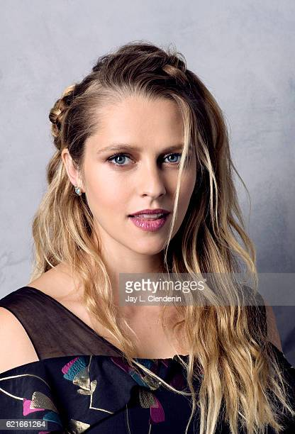 Actress Teresa Palmer of the movie 'Message from the King' poses for a portraits at the Toronto International Film Festival for Los Angeles Times on...