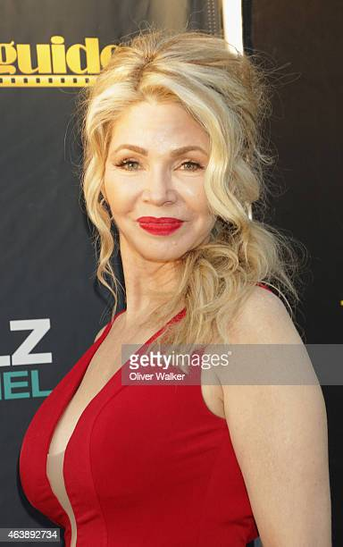 Actress Teri Copley arrives at the 23rd Annual MovieGuide Awards at Universal Hilton Hotel on February 6 2015 in Universal City California