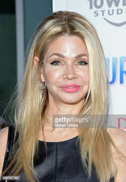 Actress Teri Copley attends the premiere of Pure Flix's film 'Do You Believe' at ArcLight Hollywood on March 16 2015 in Hollywood California