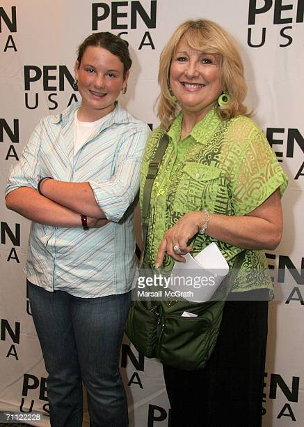 Actress Teri Garr and her daughter Molly Garr attend the PEN USA'S Forbidden Fruit Readings From Banned Works of Literature at the The Skirball...
