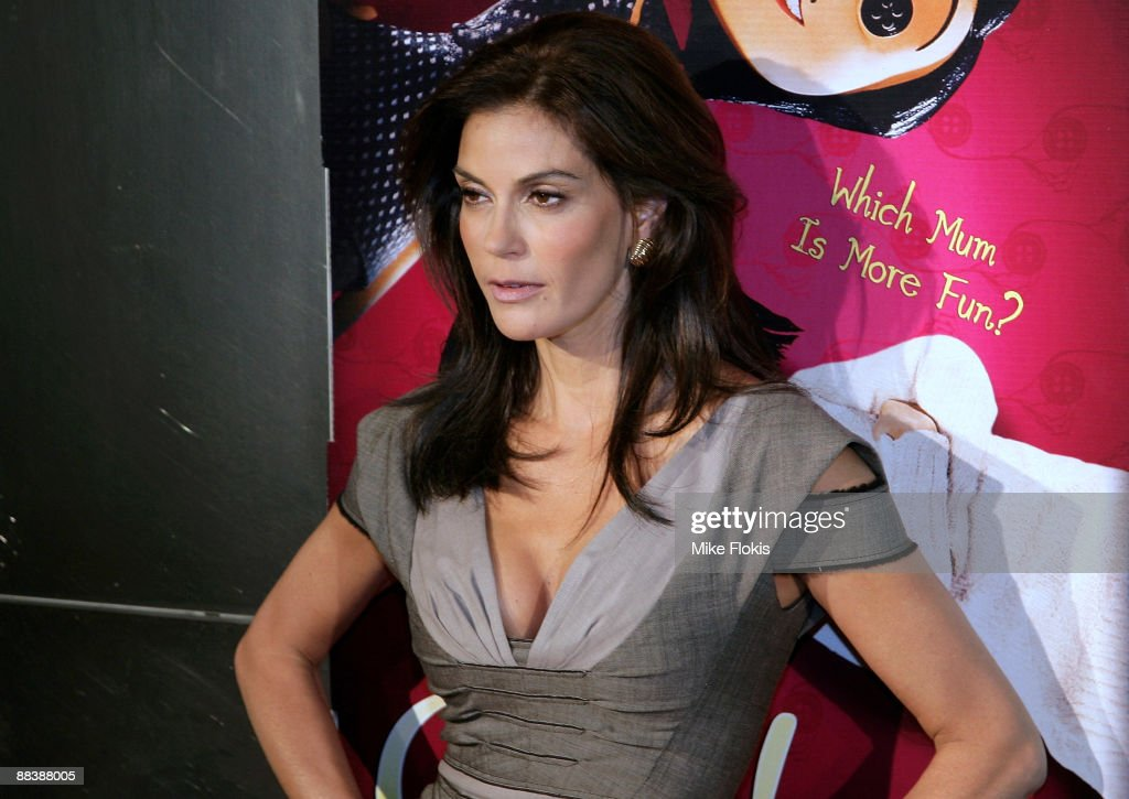 Actress Teri Hatcher Attends The Australian Premiere Of Coraline As News Photo Getty Images