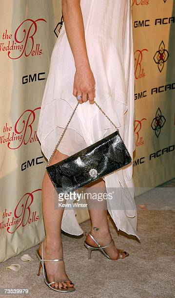 Actress Teri Polo arrives to the premiere of FOX's 'The Wedding Bells' held at The Wilshire Ebell Theatre on March 9 2007 in Los Angeles California