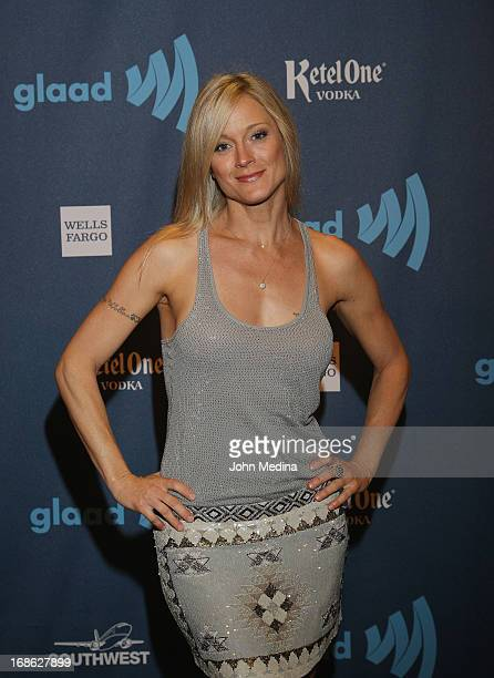 Actress Teri Polo attends the 24th Annual GLAAD Media Awards at the Hilton San Francisco Union Square on May 11 2013 in San Francisco California