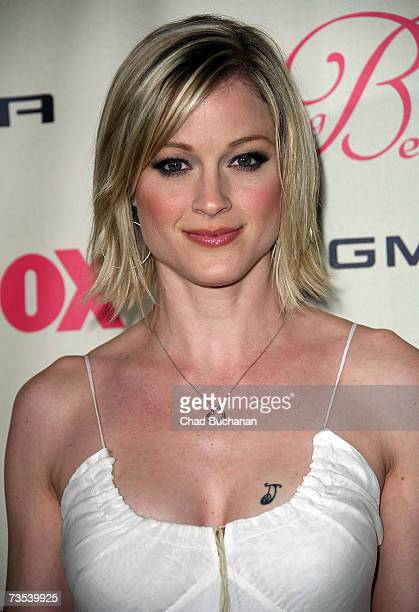 Actress Teri Polo attends the GMC and FOX hosted premiere of 'The Wedding Bells' at The Wilshire Ebell Theatre on March 9 2007 in Los Angeles...