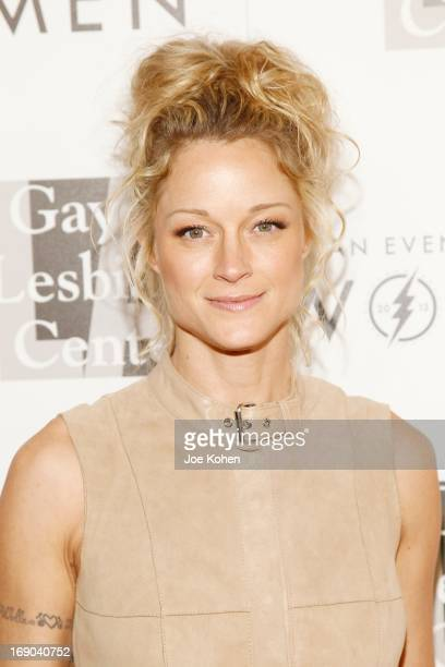 Actress Teri Polo attneds the LA Gay Lesbian Center's 2013 'An Evening With Women' Gala at The Beverly Hilton Hotel on May 18 2013 in Beverly Hills...