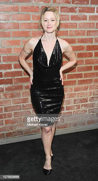 Actress Teri Polo poses during a private photo session on January 11 2011 in Beverly Hills California