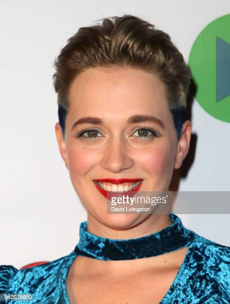 Actress Terissa Kelton attends the 9th Annual Indie Series Awards at The Colony Theatre on April 4, 2018 in Burbank, California.