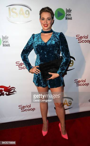 Actress Terissa Kelton attends the 9th Annual Indie Series Awards at The Colony Theatre on April 4 2018 in Burbank California
