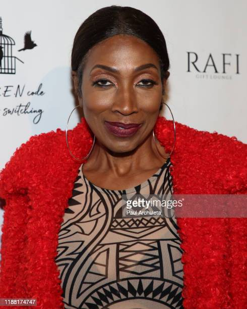 Actress Terrah Bennett Smith attends the media night preview of BROKEN Code BIRD Switching at S Feury Theater on November 16 2019 in Los Angeles...