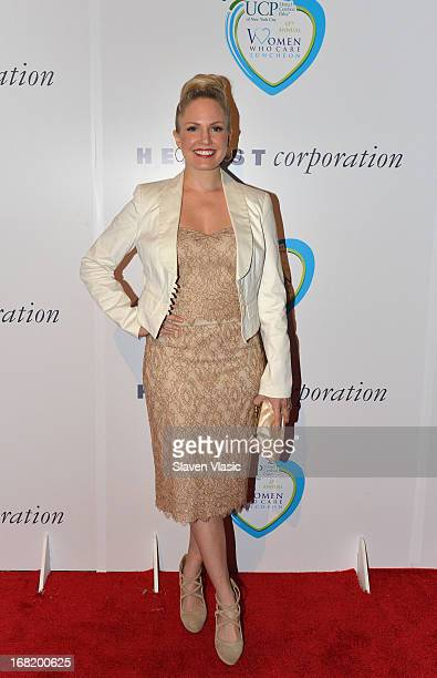Actress Terri Conn attends the 12th Annual Women Who Care Luncheon benefiting United Cerebral Palsy on May 6, 2013 in New York, United States.