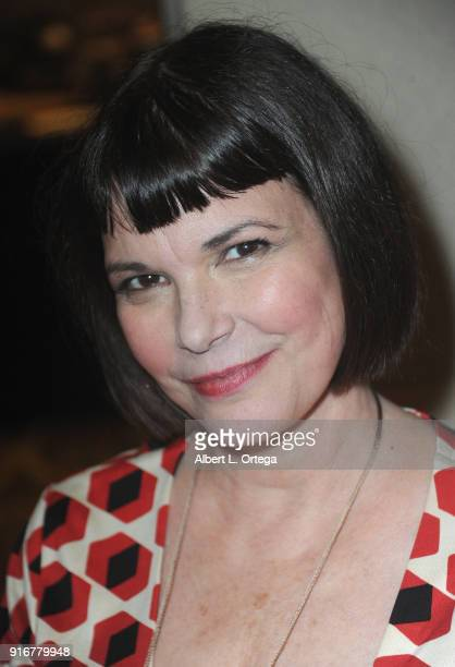 Actress Terri Garber attends The Hollywood Show held at Westin LAX Hotel on February 10 2018 in Los Angeles California