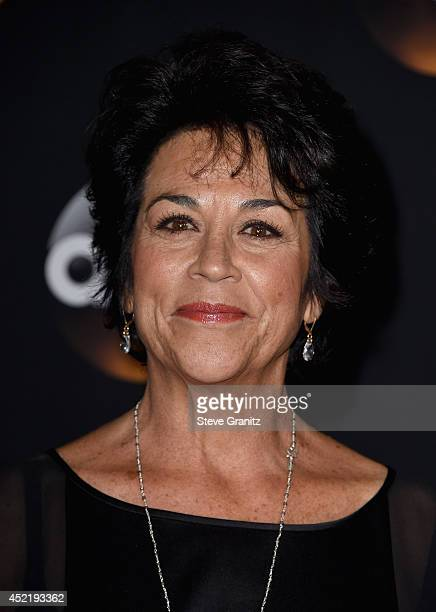 Actress Terri Hoyos attends the Disney/ABC Television Group 2014 Television Critics Association Summer Press Tour at The Beverly Hilton Hotel on July...