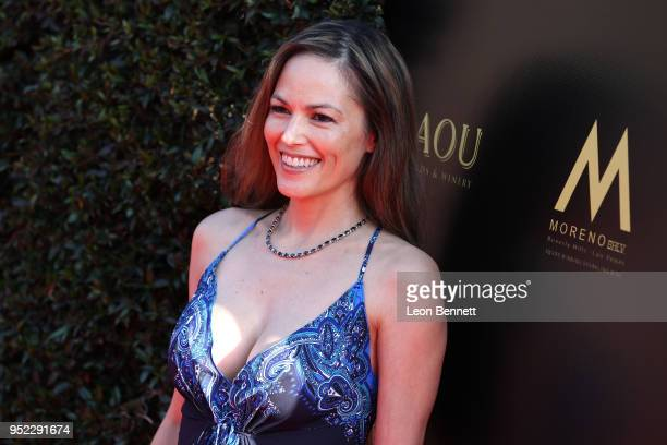 Actress Terri Ivens attends the 45th Annual Daytime Creative Arts Emmy Awards Arrivals at Pasadena Civic Auditorium on April 27 2018 in Pasadena...