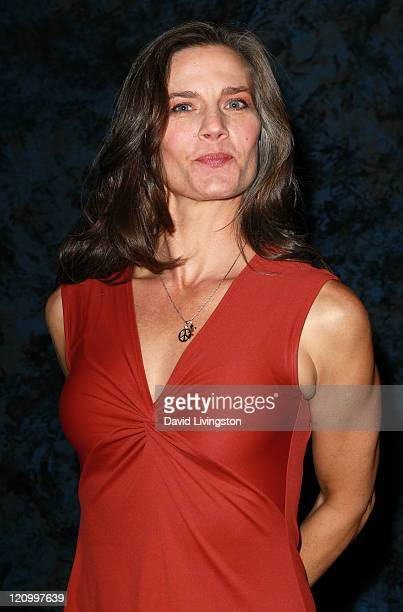 Actress Terry Farrell attends Day 2 of the Official Star Trek Convention at the Rio Las Vegas Hotel Casino on August 12 2011 in Las Vegas Nevada