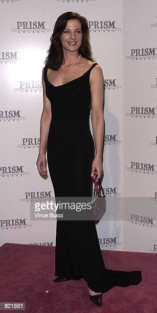 Actress Terry Farrell attends the 5th Annual Prism Awards presented by the Entertainment Industries Council which honored accurate depictions of drug...