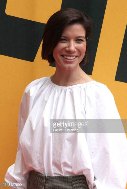 Actress Tessa Ferrer attend at the photocall of Catch 22, a limited series produced by George Clooney based on the book by author Joseph Heller,...
