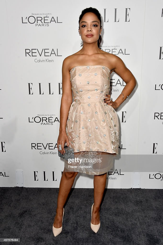 ELLE's 21st Annual Women In Hollywood - Arrivals : News Photo