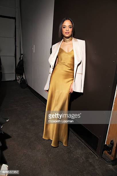 Actress Tessa Thompson is photographed on April 8 2015 in New York City