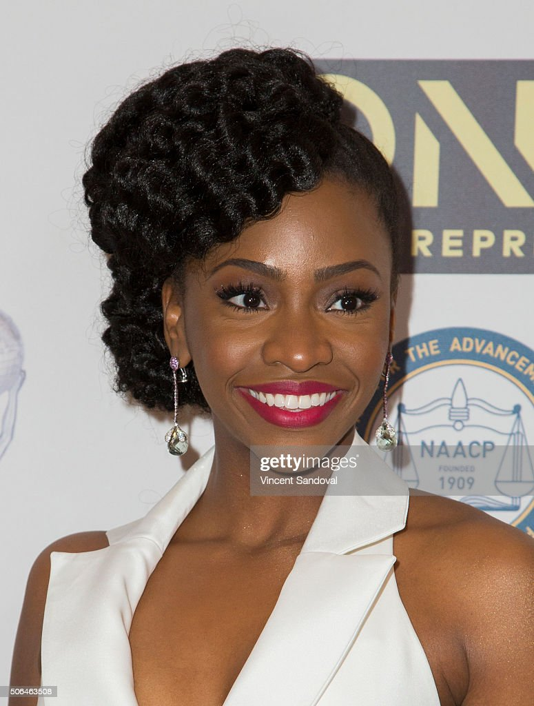47th NAACP Image Awards Nominees' Luncheon - Arrivals : News Photo