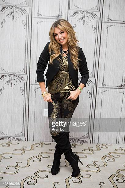 Actress Thalia attends the AOL BUILD Presents: Thalia at AOL Studios In New York on October 20, 2015 in New York City.
