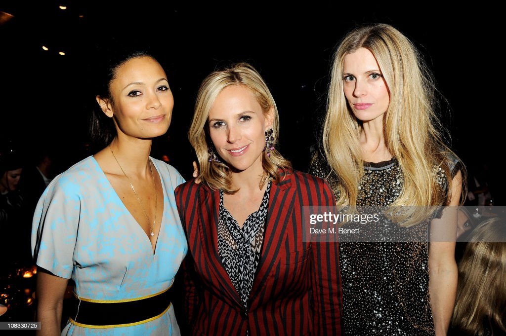 451027524f6e Tory Burch Shop Opening - Dinner Photos and Images