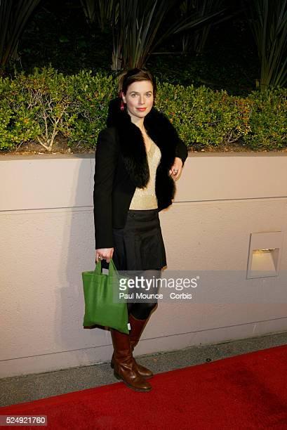 Actress Thekla Reuten arrives at the Miramax PreOscar 2004 Max Awards party at the StRegis Hotel