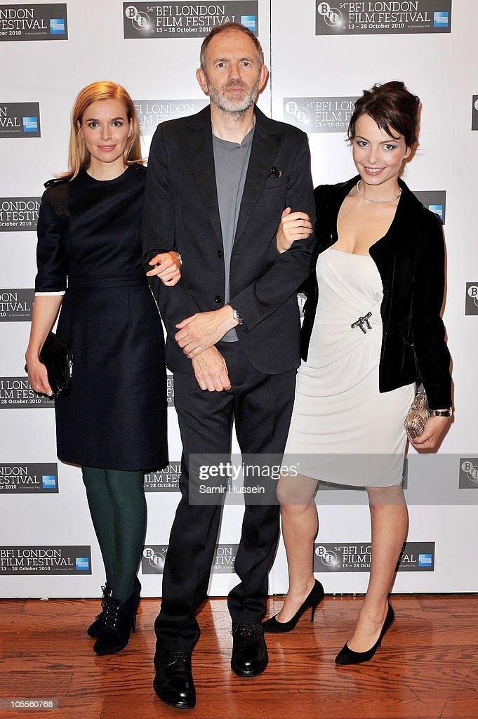 The American - Premiere:54th BFI London Film Festival : News Photo